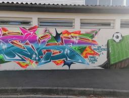 fresque c