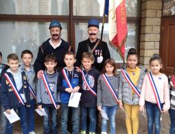 Le centenaire de l'armistice de 14-18