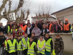 Nettoyage Commune 2019
