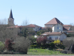 Saint-Cyprien, village nature