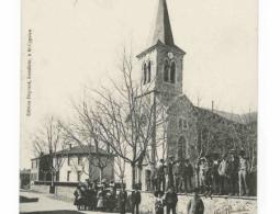 ST CYPRIEN- L'église
