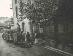 ST CYPRIEN- Transport Maraicher 1939