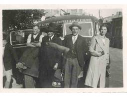 ST CYPRIEN- Transport en Commun 1939