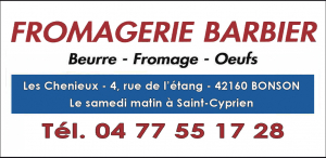 FROMAGERIE BARBIER