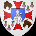 Blason Saint-Cyprien_(Loire)