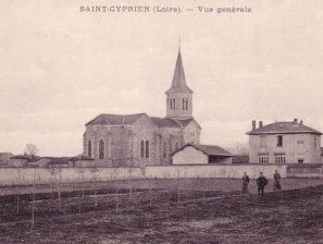 Histoire de Saint-Cyprien