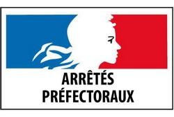 Les arrêtés préfectoraux