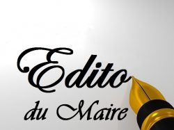 Edito du Maire – Janvier 2019