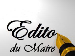 Edito du Maire – Juillet 2019