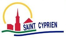 Situation de Saint-Cyprien