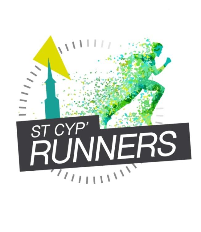 logo st cyp runners