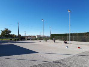 Travaux au Tennis