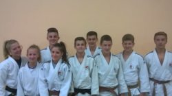 JUDO groupe japon