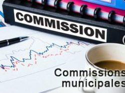 Les Commissions municipales