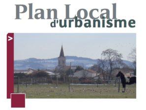 Le Plan Local d'Urbanisme