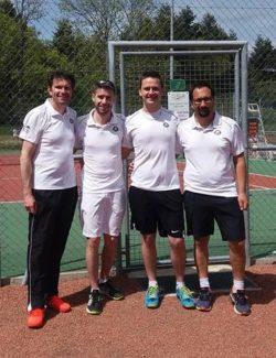 tennis equipe une