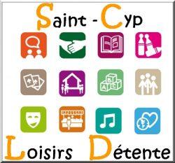 logo St Cyp loisirs détente