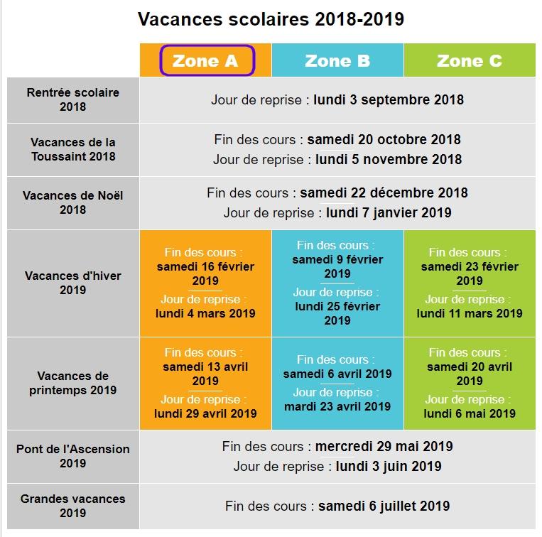 calendrier-vacances-2018-2019