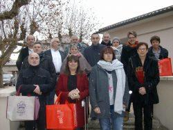 Distribution annuel du colis gourmand offert aux seniors