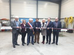 Inauguration du Centre Technique Municipal