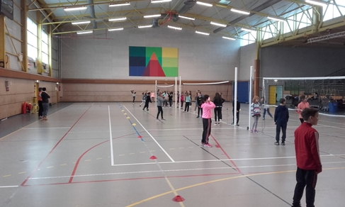 volley ecole