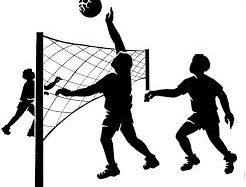 Tournoi de Volley à l'école de Saint-Cyprien