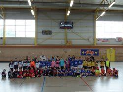 Tournoi de foot en salle du FCBSC