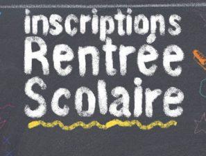 Inscriptions pour la rentrée scolaire 2018-2019 ouvertes