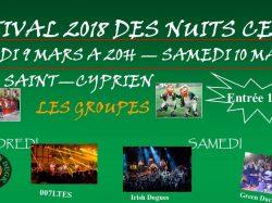 Retour en images sur le 19ème Festival des Nuits Celtiques