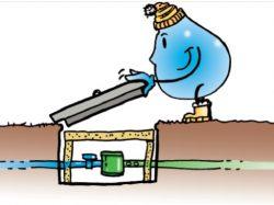 ** information recrudescence de fuites et casse d'eau