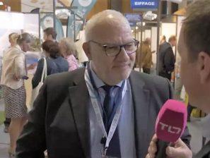 Mr le Maire interviewé par TL7 – avril 2018