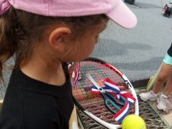 Le tennis club cypriennois a 40 ans !