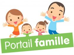 Rentrée scolaire : portail familles
