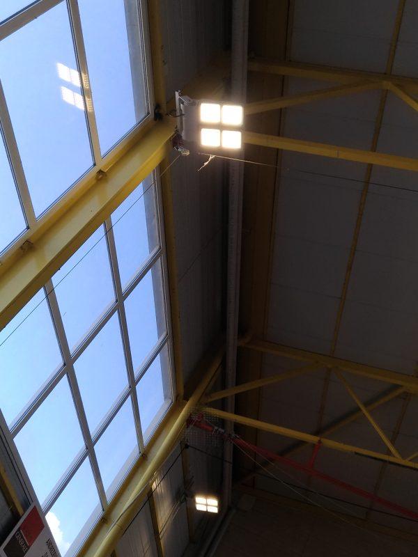 éclairage à LED