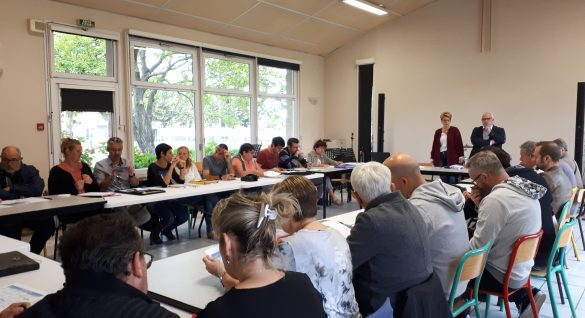 Réunion inter-associations