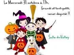 Dans quelques jours, c'est Halloween !