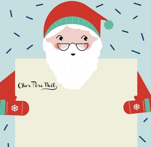 Faites votre lettre au Père Noël !