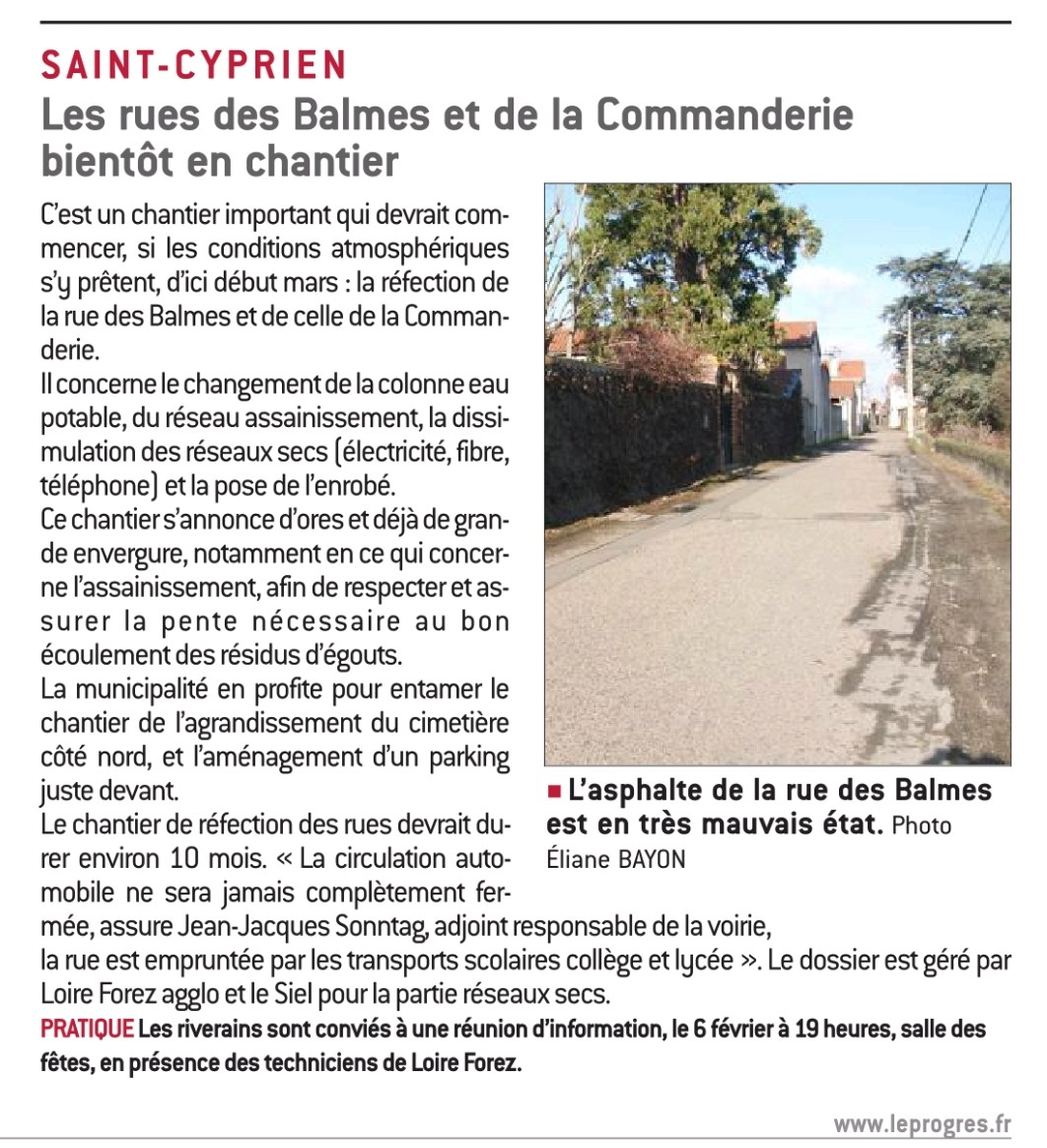rue balme article