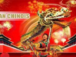 Nouvel an chinois au restaurant scolaire