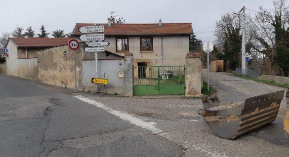 Travaux Rue des Balmes et Rue de la Commanderie : c'est parti !
