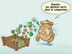 Séances d'information sur le compostage et le paillage