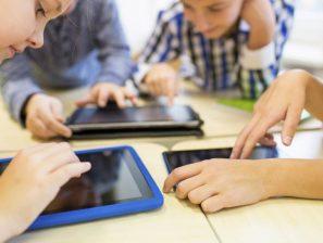 Un projet à l'école de Saint Cyprien sur l'utilisation des écrans