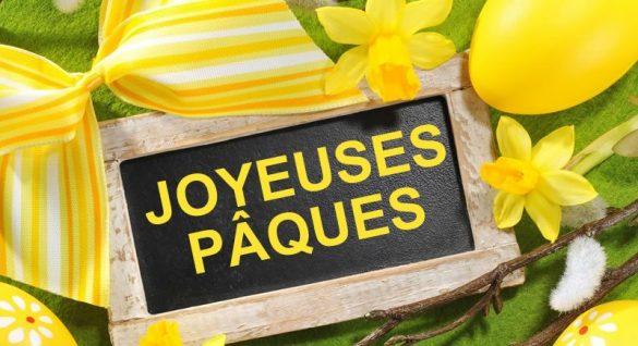 JOYEUX WEEK-END de PÂQUES !