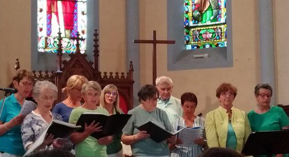 Concert de la Chorale : écoutez !