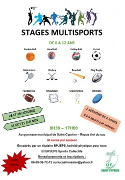 stage multisport