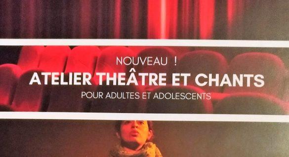 Les Primevères : section Théâtre