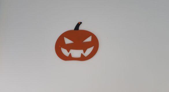 Repas à thème Halloween