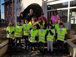 Conseil Municipal des Enfants – Nettoyage de printemps