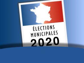 Résultats 1er tour – Elections municipales 2020