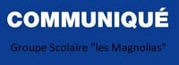 [Coronavirus – COVID-19] – Groupe Scolaire «Les Magnolias» : continuité pédagogique